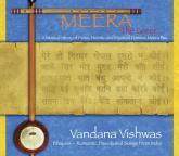 Meera - The Lover by Vandana Vishwas, album cover